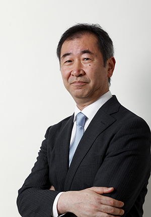 photo of Takaaki Kajita