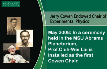 Jerry Cowen Endowed Chair