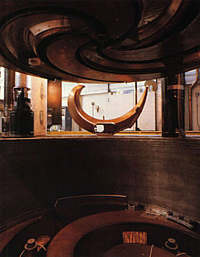 Photo of the National Superconducting Cyclotron Laboratory