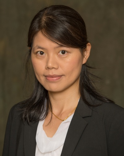 [photo of Asst. Prof. Huey-Wen Lin]