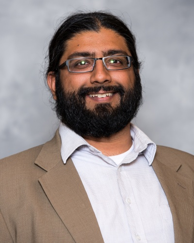 [photo of Asst. Prof. Jaideep Taggart Singh]